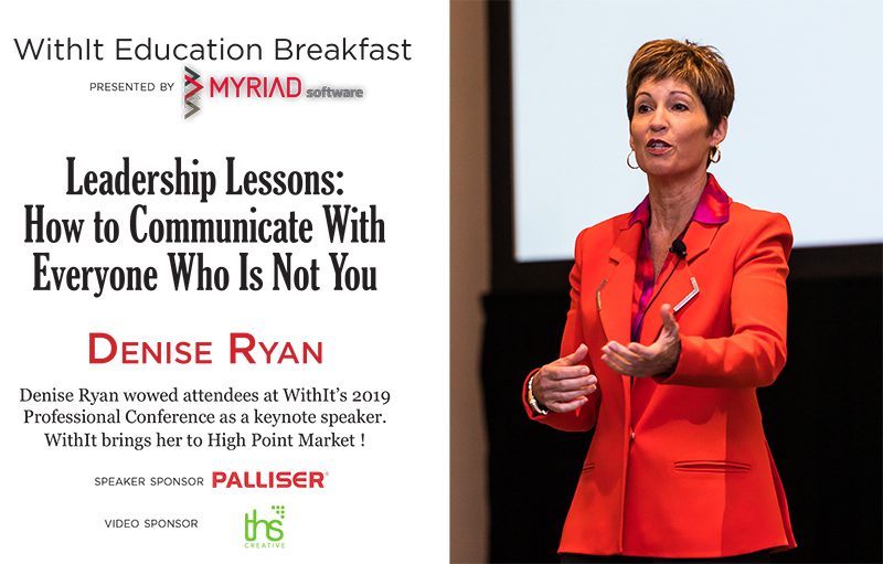 WithIt Fall Education Breakfast presented by Myriad Software